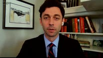 Interview with Jon Ossoff after Primary win