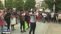 Peaceful versus lawful protests