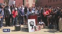 7th day of protests in Atlanta