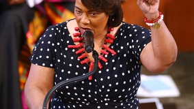 'It's now time for Black Lives Matter': Dr. Bernice King speaks at funeral of Rayshard Brooks