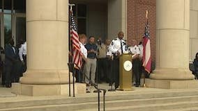 Law enforcement agencies host community event to discuss justice and accountability within departments