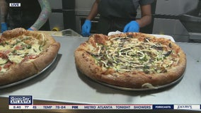 Buy a pizza, donate a pizza at local Mellow Mushroom locations