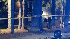 Police: Man shot in Brookhaven apartment complex