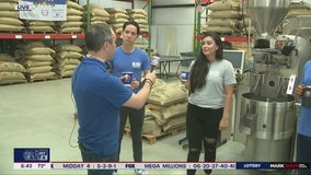Coffee roastery perks up Cherokee County residents