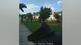 Clayton County police defend officer's actions after teens detained at gunpoint