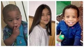 Six Chicago children shot dead in a single week