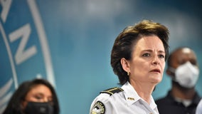 Atlanta Police Chief Erika Shields resigns after officers kill man outside fast food restaurant