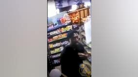 Police looking for suspect in DeKalb County robbery and shooting