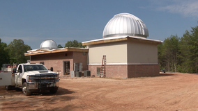 New UNG observatory nears completion