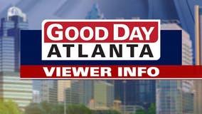 Good Day Atlanta viewer information: June 3, 2020