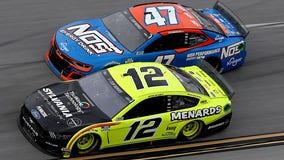 Blaney wins at Talladega after NASCAR unites behind Wallace