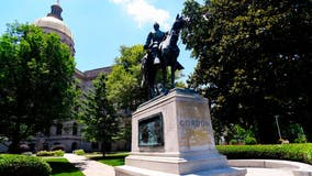 Georgia bill would ban Confederate monuments on public property