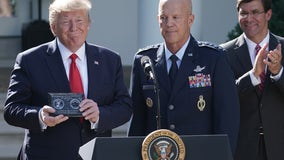 Trump says administration 'would not even consider' renaming military bases that honor Confederates