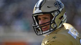 Drew Brees apologizes after remarks about kneeling during national anthem