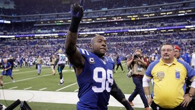 McNair High School alum going into Colts' Ring of Honor