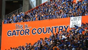 University of Florida bans 'Gator Bait' chant because of its 'horrific historic racist imagery'
