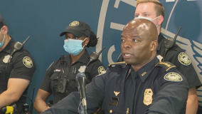 Interim APD chief addresses officer sick calls, charges in Rayshard Brooks's death