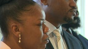 Rayshard Brooks' widow reacts to officers being charged in his death