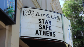 Athens bars reopen, must limit occupancy according to governor's guidelines