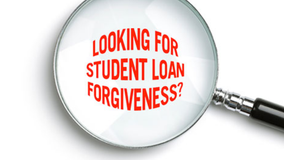 President vetoes bi-partisan support for student loan forgiveness