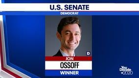 AP: Jon Ossoff wins Democratic U.S. Senate primary