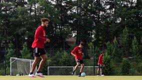 MLS gives green light to full team training