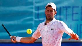 Novak Djokovic tests positive for coronavirus after organizing tournament