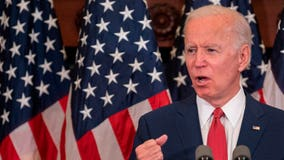 Biden campaign says he opposes calls to 'defund the police' following George Floyd protests