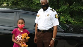 Georgia sheriff helps 10-year-old overcome 'fear of police'