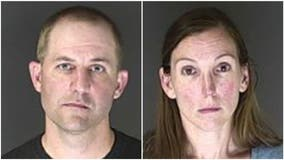 Colorado couple accused of killing 11-year-old son by forcing him to drink water