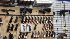 Guns and gas masks: People stocking up as protests rock the country