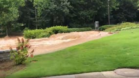 Boil Water Advisory lifted for Atlanta after large water main break