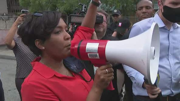 Atlanta mayor, chief of police discuss what's next for curfew and coronavirus phases