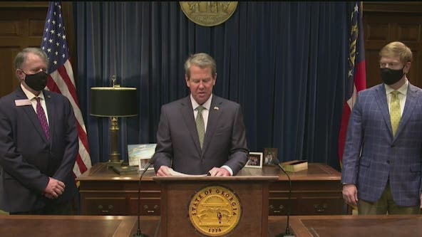 Georgia governor approves nearly $26 billion state budget