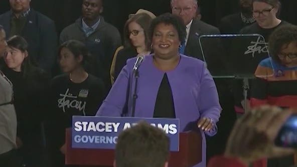 Ethics Commission fines group that backed Stacey Abrams $50,000