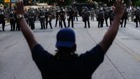 Watch Live Coverage: Curfew extended in Atlanta for Monday night as protests enter 4th day