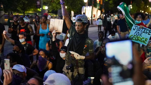 Atlanta Protests Day 5: Curfew extended for a fourth night