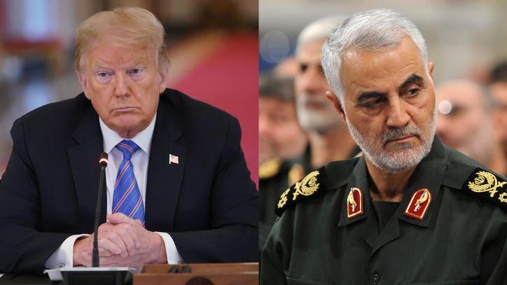 Iran issues arrest warrant for Trump over killing of Qassem Soleimani, asks Interpol to help