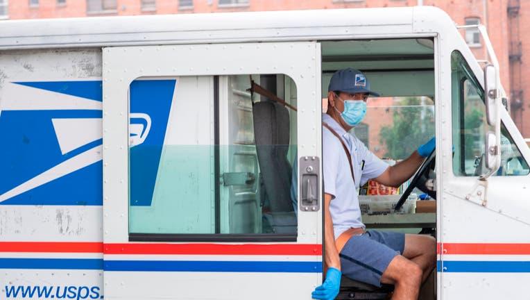 GETTY Postal Worker 061520