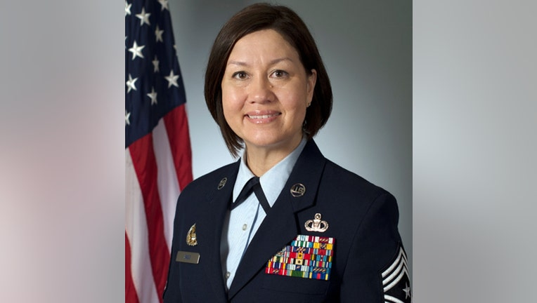 Chief Master Sgt.JoAnne Bass