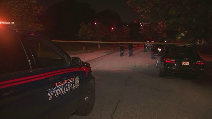 60-year-old man is dead after shooting in southwest Atlanta