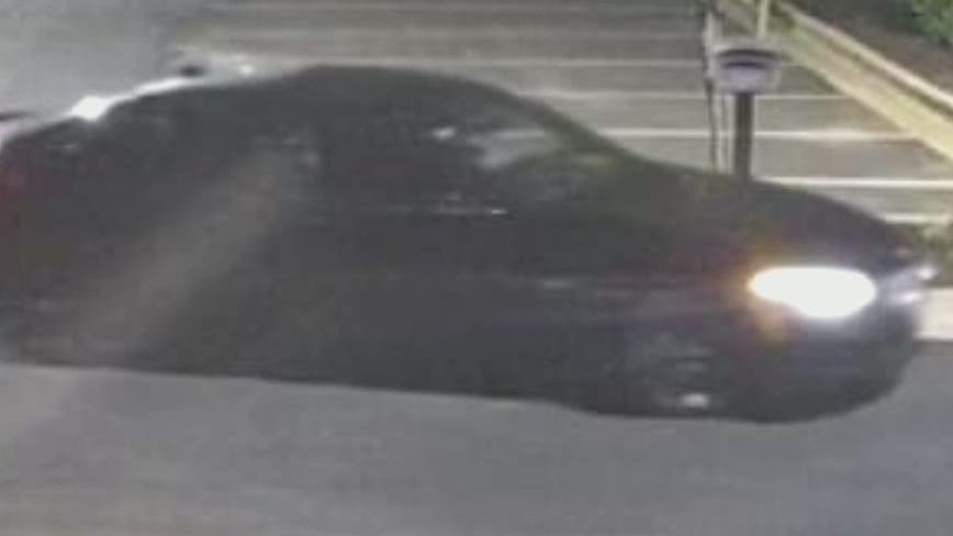 Investigators release photo of car connected to thefts at 3 Coweta County churches