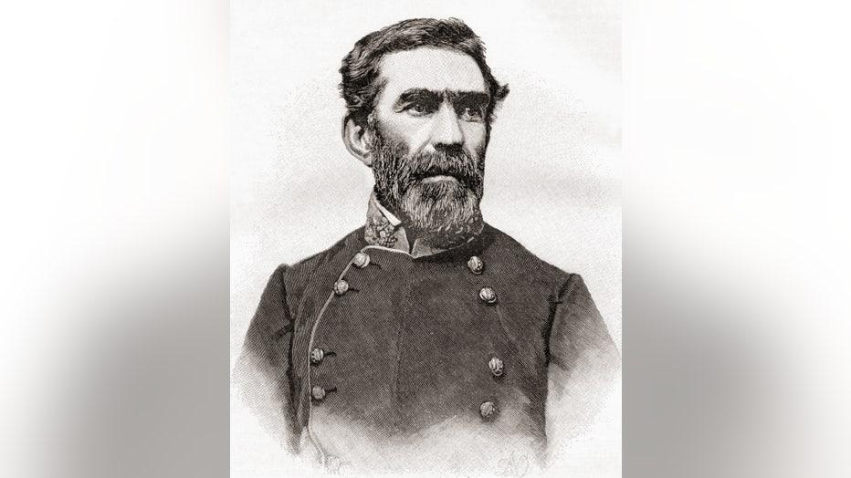 General Braxton Bragg, 1817 –1876