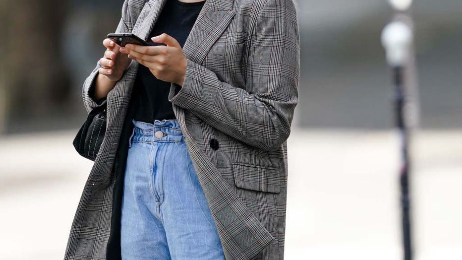 Street Style In Paris - June 2020