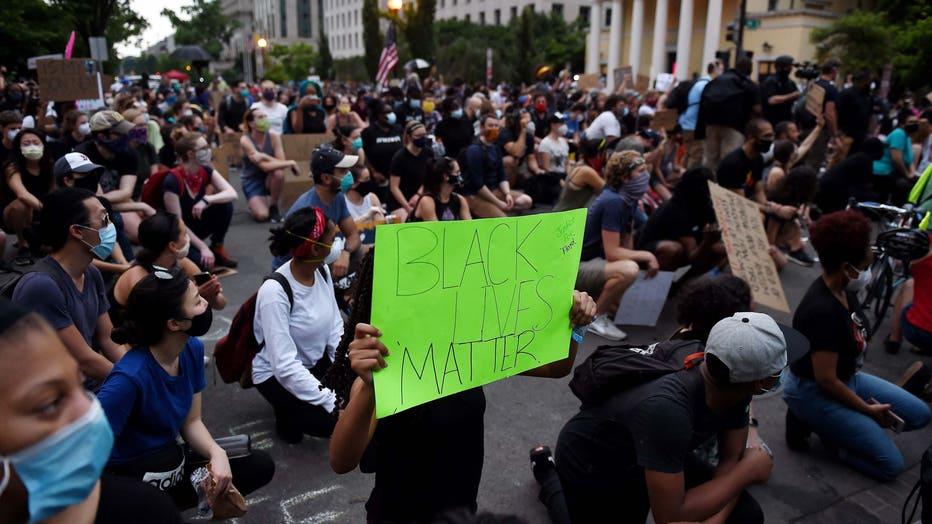 US-POLITICS-RACE-UNREST-homicide-racism-police-demonstration