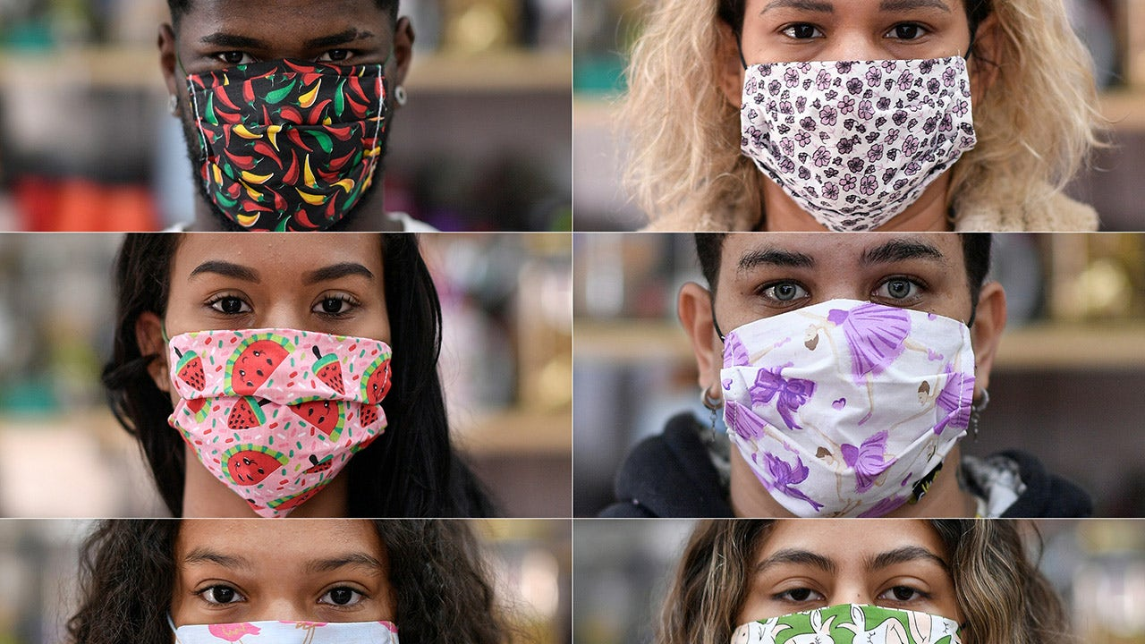 Mandating coronavirus face masks would strengthen US economy,...