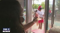 Georgia sisters' ice cream shop thriving during pandemic