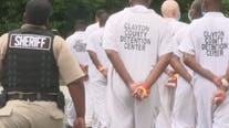 Civil Rights groups file federal lawsuit over Clayton Jail coronavirus measures