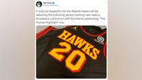 New Hawks jersey leaks on social media