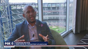 Omni offers fans a glimpse of Braves in action during fan-less games